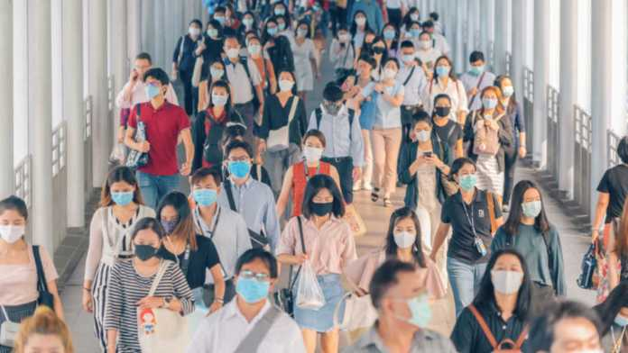 Masked Workforce