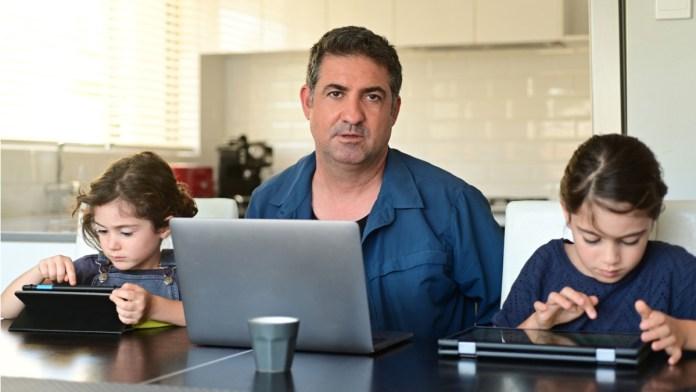 Remote Work Dad
