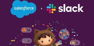 Salesforce + Slack