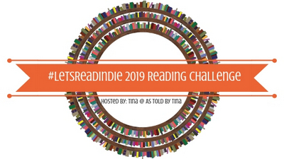 LetsReadIndie Reading Challenge