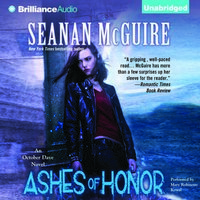 Ashes of Honor (Audiobook)