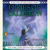 Furies of Calderon (Audiobook)