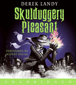 Skulduggery Pleasant (Audiobook)