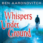 Whispers Under Ground (Audiobook)