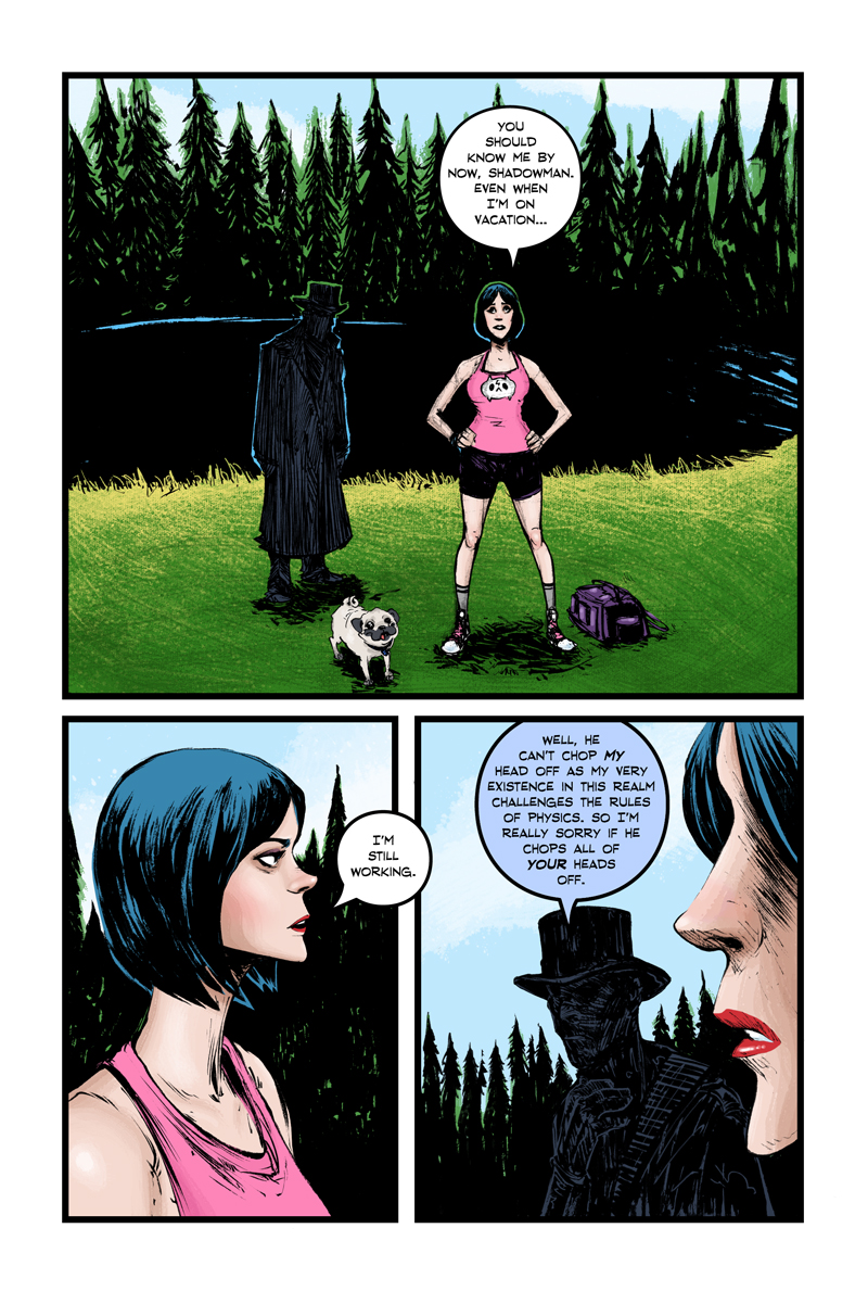 Tara Normal Issue 6 Page 003