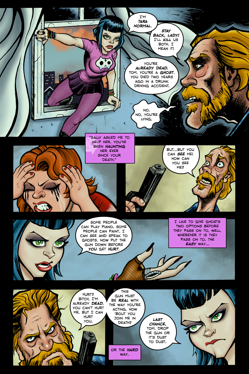 Tara Normal Issue 1 Page 010