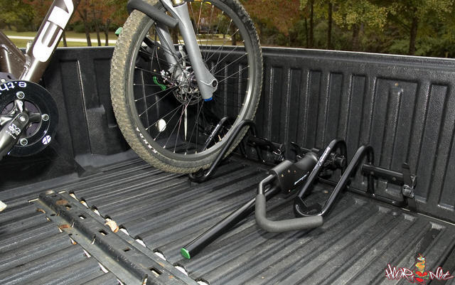 parity thule truck bed bike rack up to 72 off