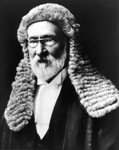 Sir Samuel Walker Griffith PC GCMG KCMG QC