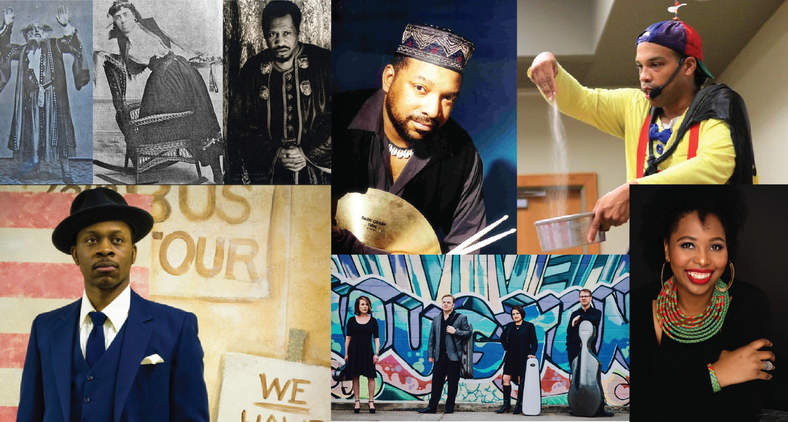 Celebrate African American History Month With Music