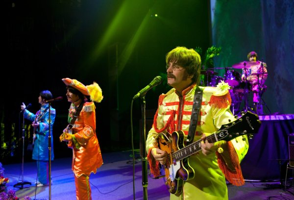 RAIN at Sgt. Pepper's Lonely Hearts Club Band