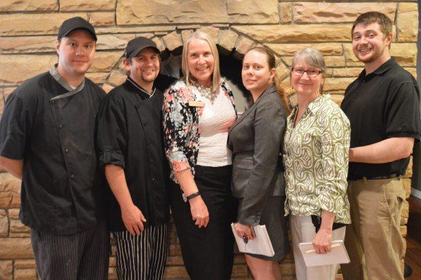 The Meadowbrook Inn staff