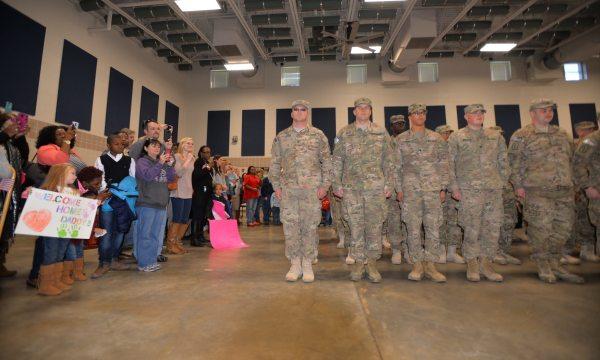 U.S. Army National Guard photo by Sgt. 1st Class Robert Jordan, Public Affairs.