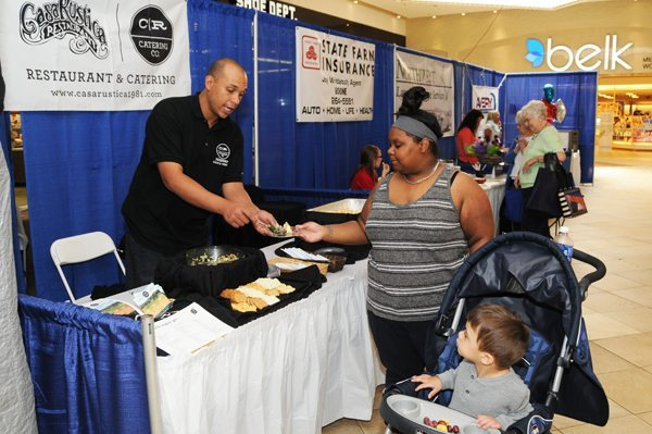Boone Area Chamber Business Expo 2015. Photo by Bob Caldwell.