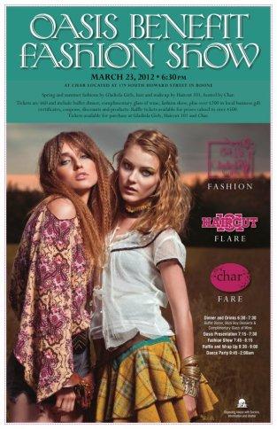 OASIS Fashion Show