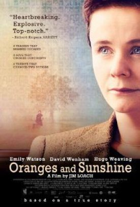 ASF Global Film Oranges and Sunshine