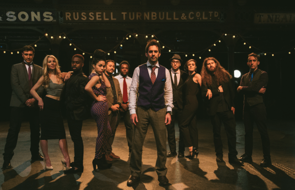 ASF Postmodern Jukebox