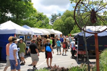 Art in the Park 2015