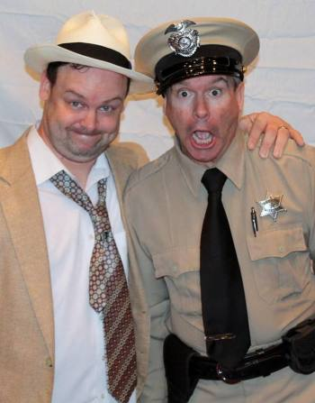 Barney FIfe Fully Loaded Facebook Page