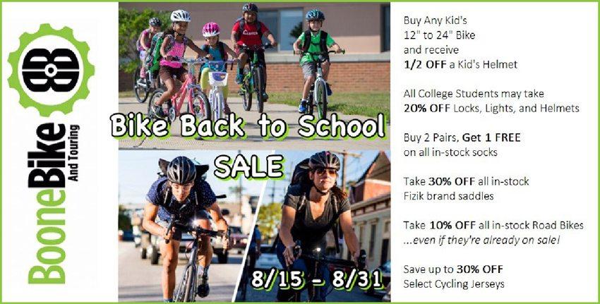 Bike Sale Landing