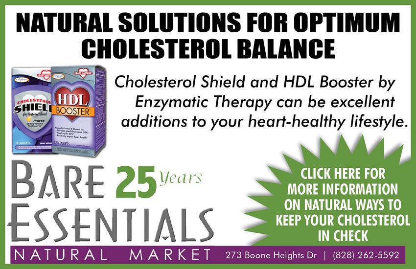 Cholesterol landing