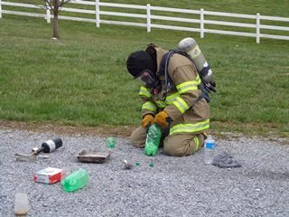 Watauga Sheriff's Office Assists Meth Investigation That
