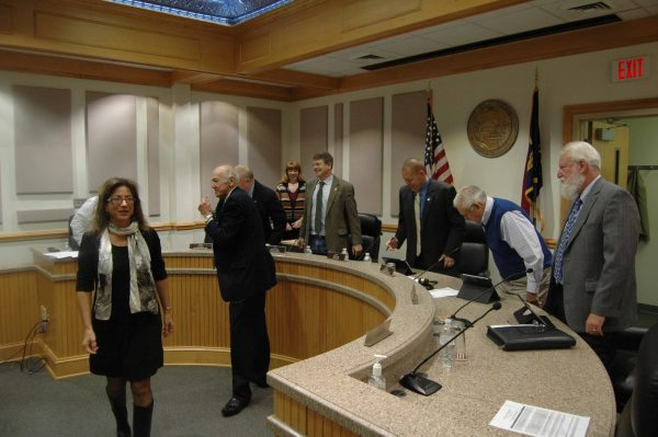 With the changing of the board from a Republican to Democrat majority, attorneys from Di Santi, Watson, Capua, Wilson and Garrett will represent Watauga County.