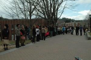 ASU Student Protest