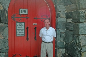 Charlie Sellers took over at the first of the year. His grandfather founded the attraction in the '30s.