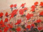 David McCaig - Poppies - 32x42