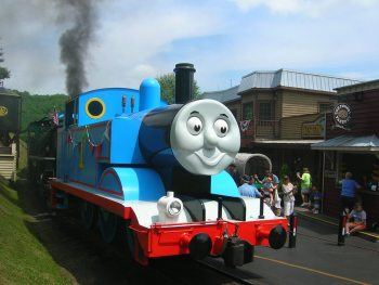 Day Out with Thomas at Tweetsie