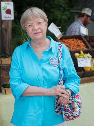 Support your local farmers...and the Watauga County Farmers Market!
