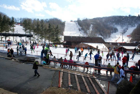 App Ski Mtn. - Photo by Ken Ketchie