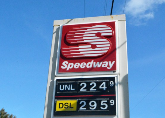 Speedway Gas Prices Near Me >> Gas Prices In Boone Rising Back Above North Carolina State
