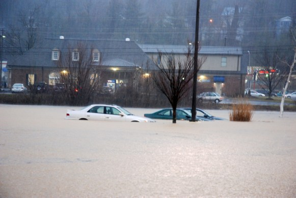 Boone Mall - Photo by Ken Ketchie