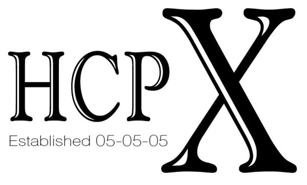 HCP X LOGO