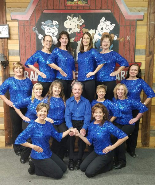 High County Adult Cloggers