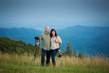 Jonathan and Bonnie Burton of Burton Photography