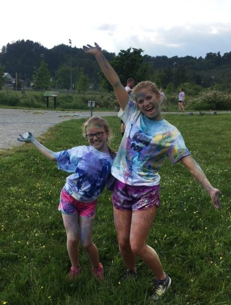 Memorial Day Color Blast 5K at Boone Greenway Trail Returns