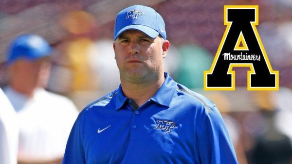 Justin Watts, a 14-year Division I coaching veteran, has joined Appalachian State University's football staff as wide receivers coach, head coach Scott Satterfield announced on Tuesday. Watts comes to Appalachian State from Middle Tennessee, where he served as wide receivers coach and recruiting coordinator for the past nine seasons (2006-14).
