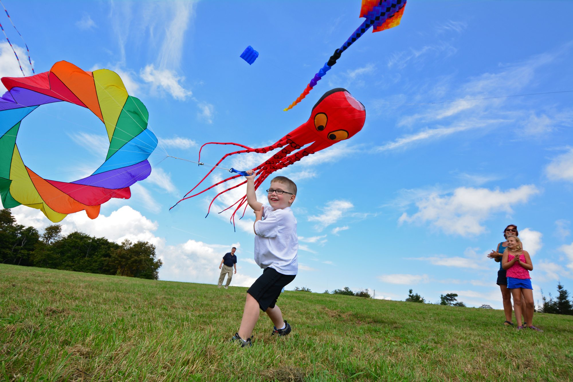 This Weekend Fly A Kite A Mile High At Beech Mountain S