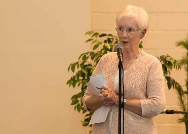 Mayor Loretta Clawson Retires