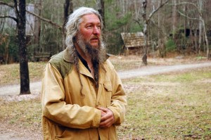 Eustace Conway of Turtle Island Preserve - Photo by Jesse Wood