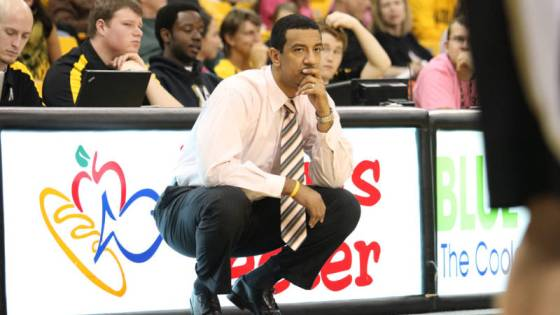 Jason Capel and the Mountaineers were picked to finish fourth in the SoCon preseason coaches poll. Photo courtesy of App State Athletics/Tyler Buckwell
