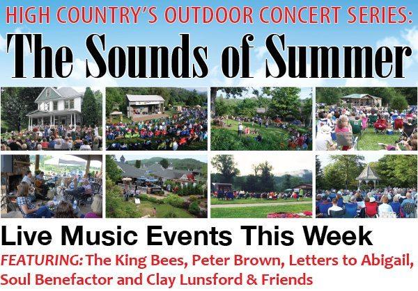Outdoor music week2