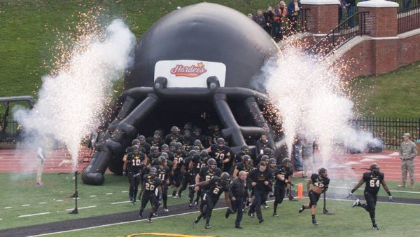 2015 Appalachian State football season tickets (full and mini packages) are on sale now and speciality dates/events for the Mountaineers' six home games at Kidd Brewer Stadium have been set. Photo by Connor Hickey / App State Sports