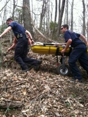 Photos courtesy of Blowing Rock Fire Department