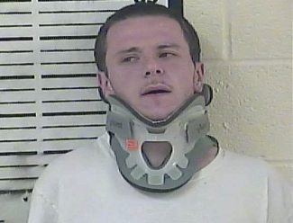 Robert Allen Cook. Source - Carter County Detention Center