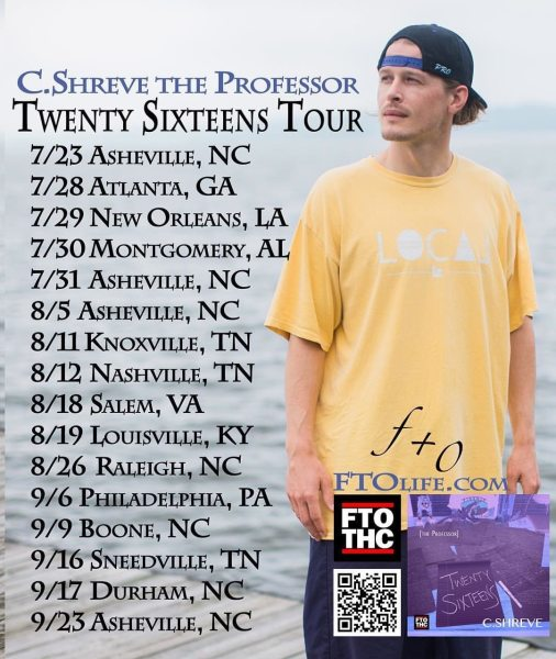 Shreve2016s Tour