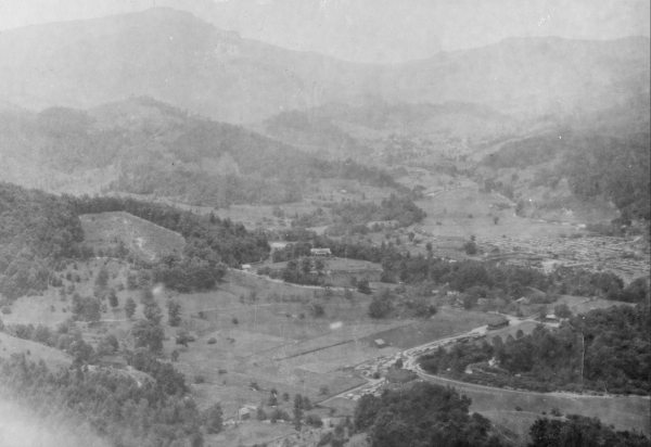 2) Shull's Mills operations, ca. 1915, Lowery-Whiting Collection, Digital Watauga Project;