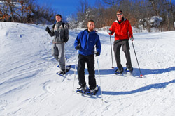 Free snowshoeing at Sugar Mountain Resort on Saturday.